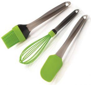 Набор из лопатки, венчика и кисточки Cook&Co (3 пр.) 8500511